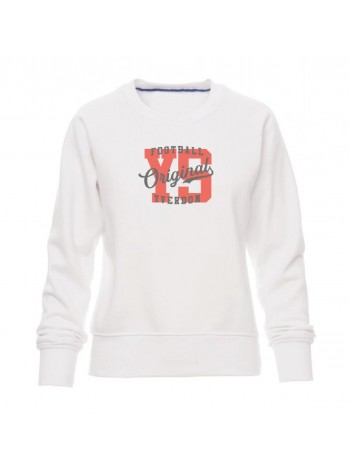 SWEAT COL ROND FEMME LIFESTYLE